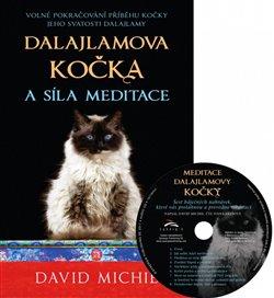 Obálka titulu Dalajlamova kočka a síla meditace + CD