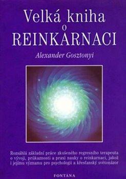 Obálka titulu Velká kniha o reinkarnaci