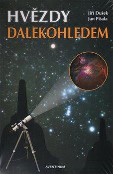 Obálka titulu Hvězdy dalekohledem