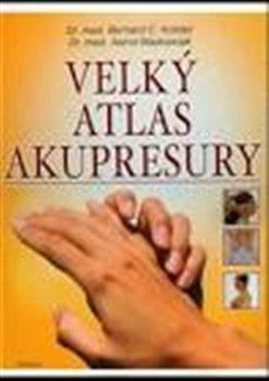 Obálka titulu Velký atlas akupresury
