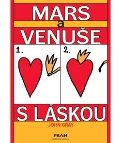 Obálka titulu Mars a Venuše s láskou