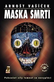 Obálka titulu Maska smrti