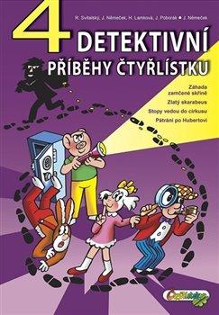 Obálka titulu 4 detektivní příběhy