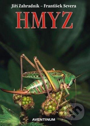 Hmyz - Jiří Zahradník   Booksquad.ink