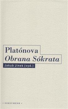 Obálka titulu Platónova Obrana Sókrata