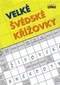 Obálka titulu Velké švédské křížovky - žluté