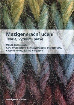 Obálka titulu Mezigenerační učení. Teorie, výzkum, praxe