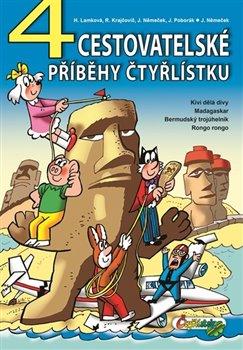 Obálka titulu 4 cestovatelské příběhy Čtyřlístku