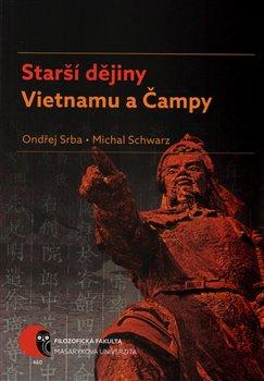 Obálka titulu Starší dějiny Vietnamu a Čampy