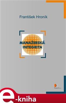 Obálka titulu Manažerská integrita