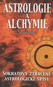 Obálka titulu Astrologie a alchymie