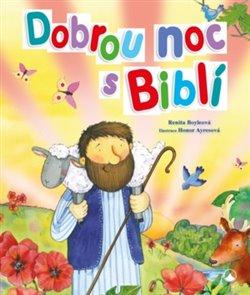 Obálka titulu Dobrou noc s Biblí