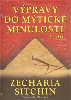 Obálka titulu Výpravy do mýtické minulosti 2.díl