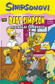 Bart Simpson 4/2017: Originální Samorost