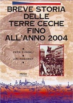 Obálka titulu Breve storia delle terre Ceche allanno