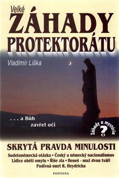 Obálka titulu Velké záhady Protektorátu