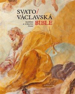 Obálka titulu Svatováclavská bible