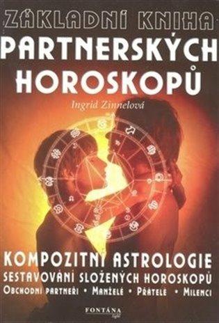 Základní kniha partnerských horoskopů - Ingrid Zinnel | Booksquad.ink