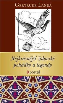 Obálka titulu Nejkrásnější židovské pohádky a legendy