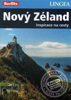 Obálka titulu Nový Zéland - Inspirace na cesty