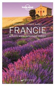 Obálka titulu Francie - Lonely Planet