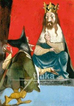 Obálka titulu Plakát - Král a šašek