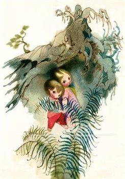 Obálka titulu Plakát - Perníková chaloupka