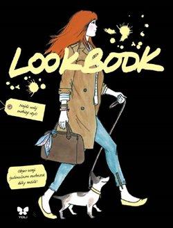 Obálka titulu Lookbook. Tvůj průvodce světem módy