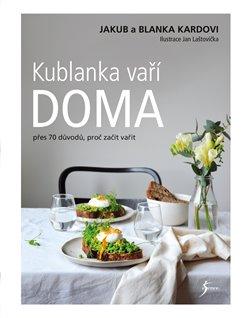 Obálka titulu Kublanka vaří doma