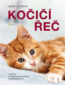 Obálka titulu Kočičí řeč