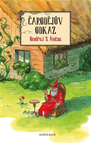 Čarodějův odkaz - Ondřej S. Nečas   Booksquad.ink