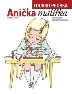 Obálka titulu Anička malířka