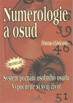 Obálka titulu Numerologie a osud