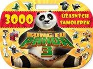 Kung fu panda 3. - 3000 úžasných samolepech
