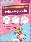 Obálka knihy Kreslíme snadno a rychle - Princezny a víly
