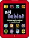 Obálka knihy Můj tablet - Kniha s omalovánkami a samolepkami