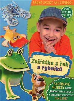 Obálka titulu Zvířátka z řek a rybníků