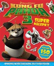 Kung Fu Panda 3 - Super nálepky