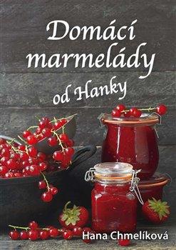 Obálka titulu Domácí marmelády od Hanky