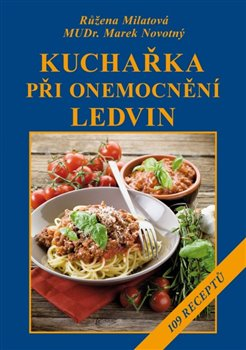 Obálka titulu Kuchařka při onemocnění ledvin