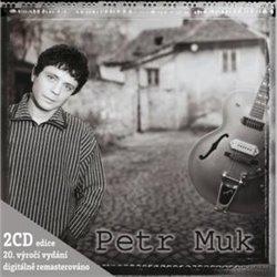 Obálka titulu Petr Muk. 20. výročí vydání
