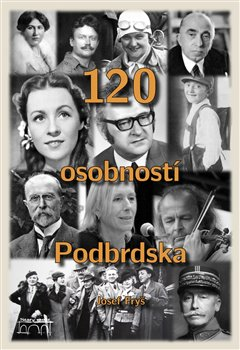 Obálka titulu 120 osobností Podbrdska