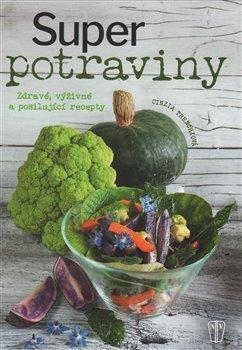 Obálka titulu Superpotraviny