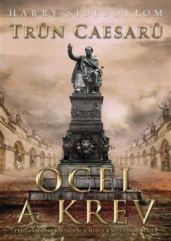 Obálka titulu Trůn Caesarů 2: Ocel a krev