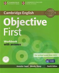 Objective First 4th Edition Workbook with answers with Audio CD