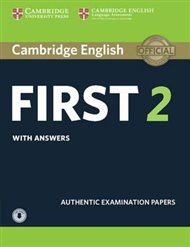 Cambridge English First 2 for exam from 2015 Self-study pk (SB w Ans & Audio CD)