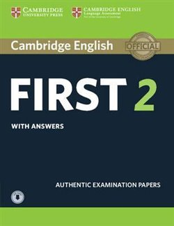 Obálka titulu Cambridge English First 2 for exam from 2015 Self-study pk (SB w Ans & Audio CD)