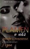Obálka knihy Plamen v nás