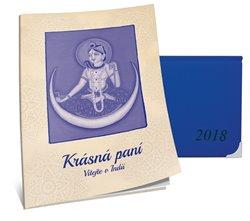 Obálka titulu Lunární diář 2018 Krásné paní