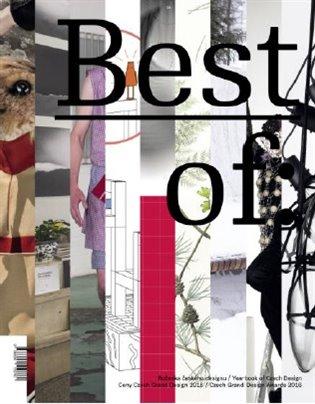 The Best of: 2016:Ročenka českého designu / Ceny Czech Grand Design 2016 - - | Booksquad.ink
